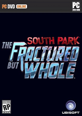 Купить South Park The Fractured But Whole на PC - Steam Версия