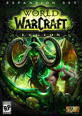 Ключ World of Warcraft: Legion на PC